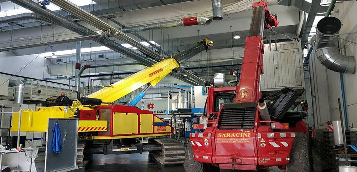 Traslochi Industriali Ancona